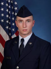 U.S. Air Force Airman Dalton E. Benson
