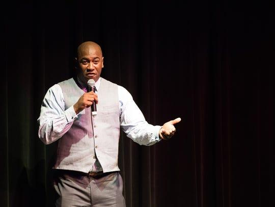 Neil Phillips, educator, motivational speaker and founder