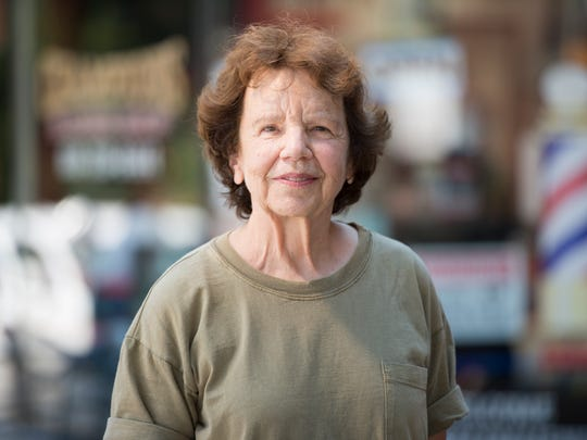 Margot McKee, a real estate agent in Chester County, Pa., voted for Donald Trump in the state's primary but is undecided now.