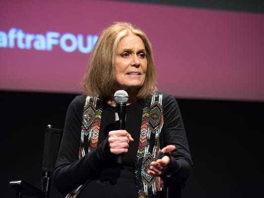 SAG-AFTRA Foundation's The Business presents WOMAN with Gloria Steinem and Olivia Wilde