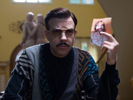 Jason Sudeikis stars in 'Masterminds.'