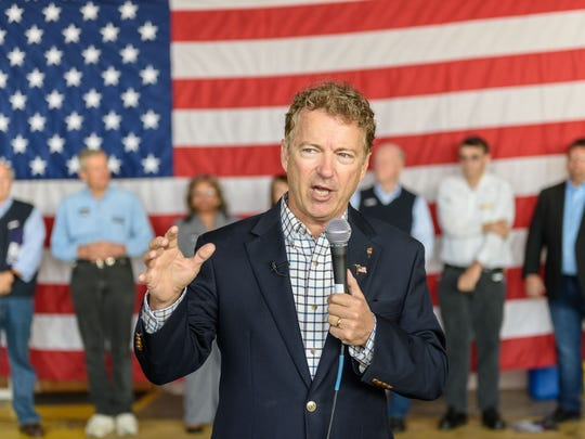 Rand Paul tells 'The View' that people who earn $50K don't pay income taxes