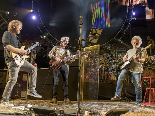 Jay Blakesberg, Invision for the Grateful Dead From