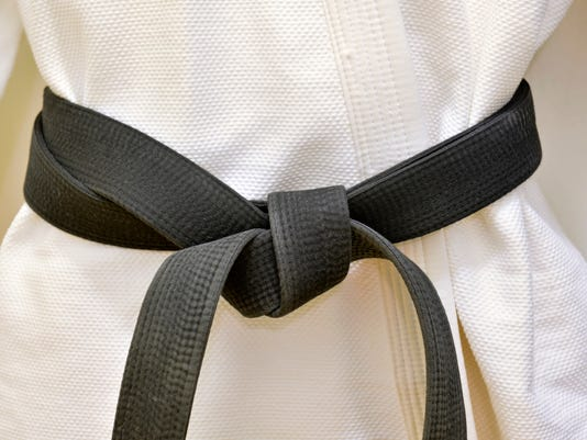 XXX KARATE BLACK BELT ON WHITE UNIFORM_497022763_1588.JPG