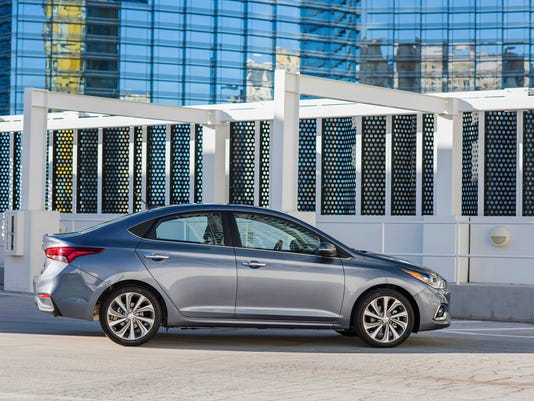 Review Hyundai Accent Is All Work And No Show