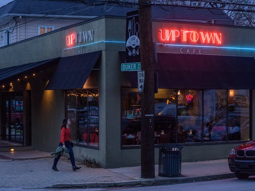 Uptown Cafe At 1624 Bardstown Road March 1 2018