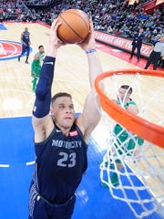 """Blake Griffin: """"(Detroit) reminds me of home and that"""