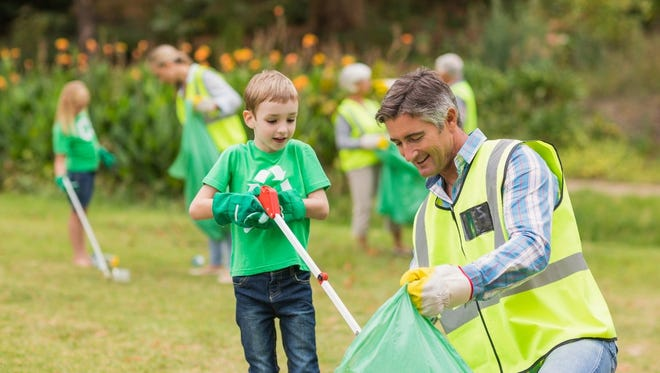 Parents, community members and retirees who volunteer with the Boy Scouts of America find that it's not just a great way to give back — it's fun, too.
