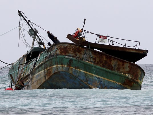 Exploited in Paradise Fishing Vessel (3)