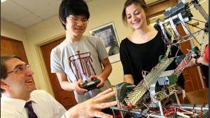 Masters School's engineering and robotics program