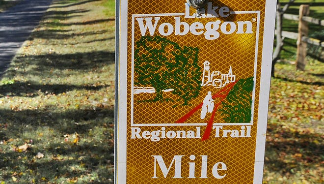 The Lake Wobegon Regional Trail will combine a ride with caramel rolls at rest stops on June 11.