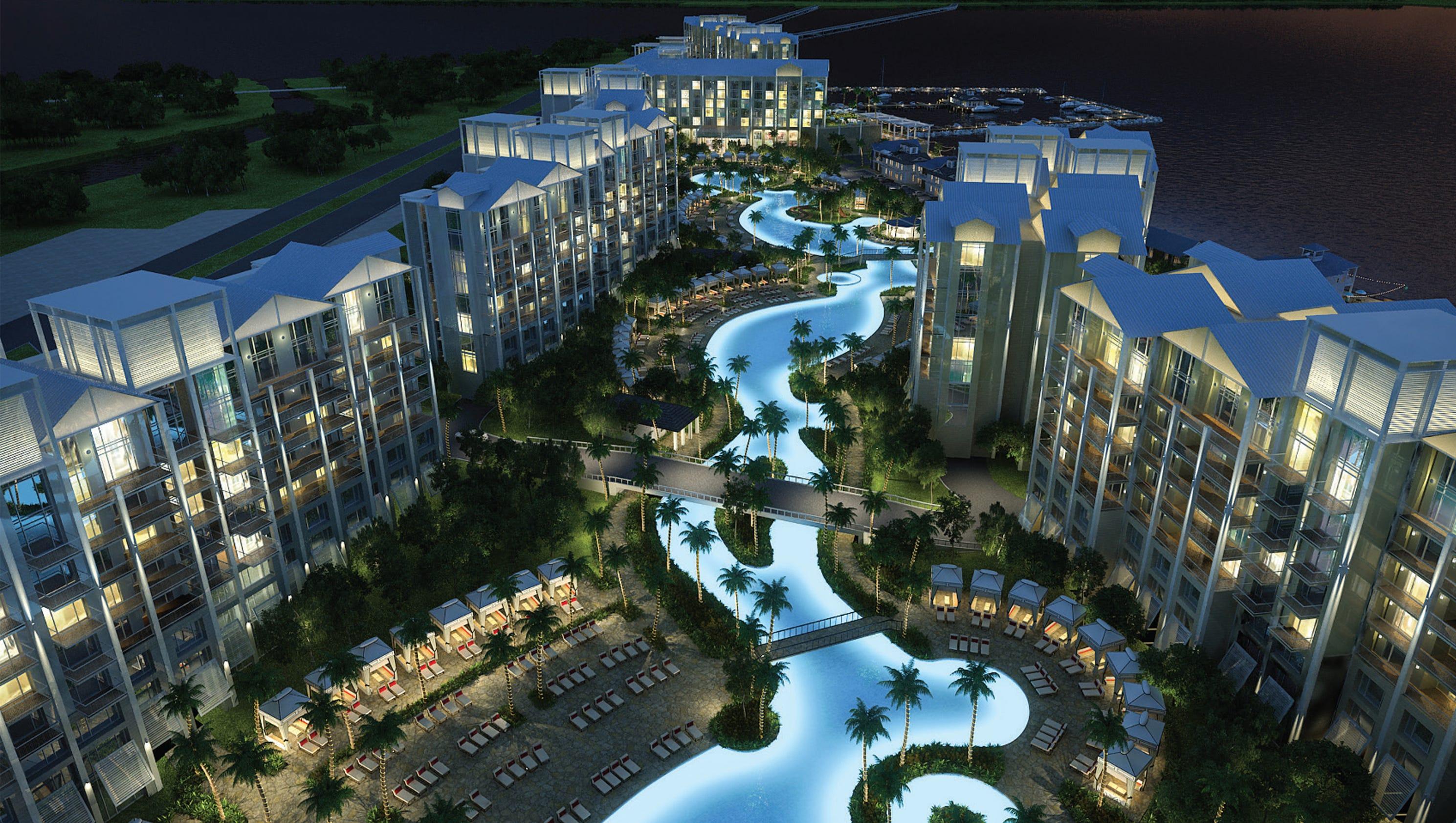 Allegiant To Build Mive Waterfront Resort Near Florida S Punta Gorda Airport