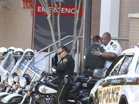 Officer Shot-Orlando