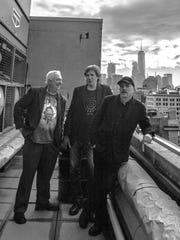 From left to right: Brick Briscoe, Sal Maida (bass),