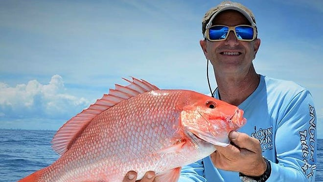 Genuine red snapper, off the keeper list since 2010 in Atlantic waters, will be able to come home for dinner Aug. 10-12 and 17-19.