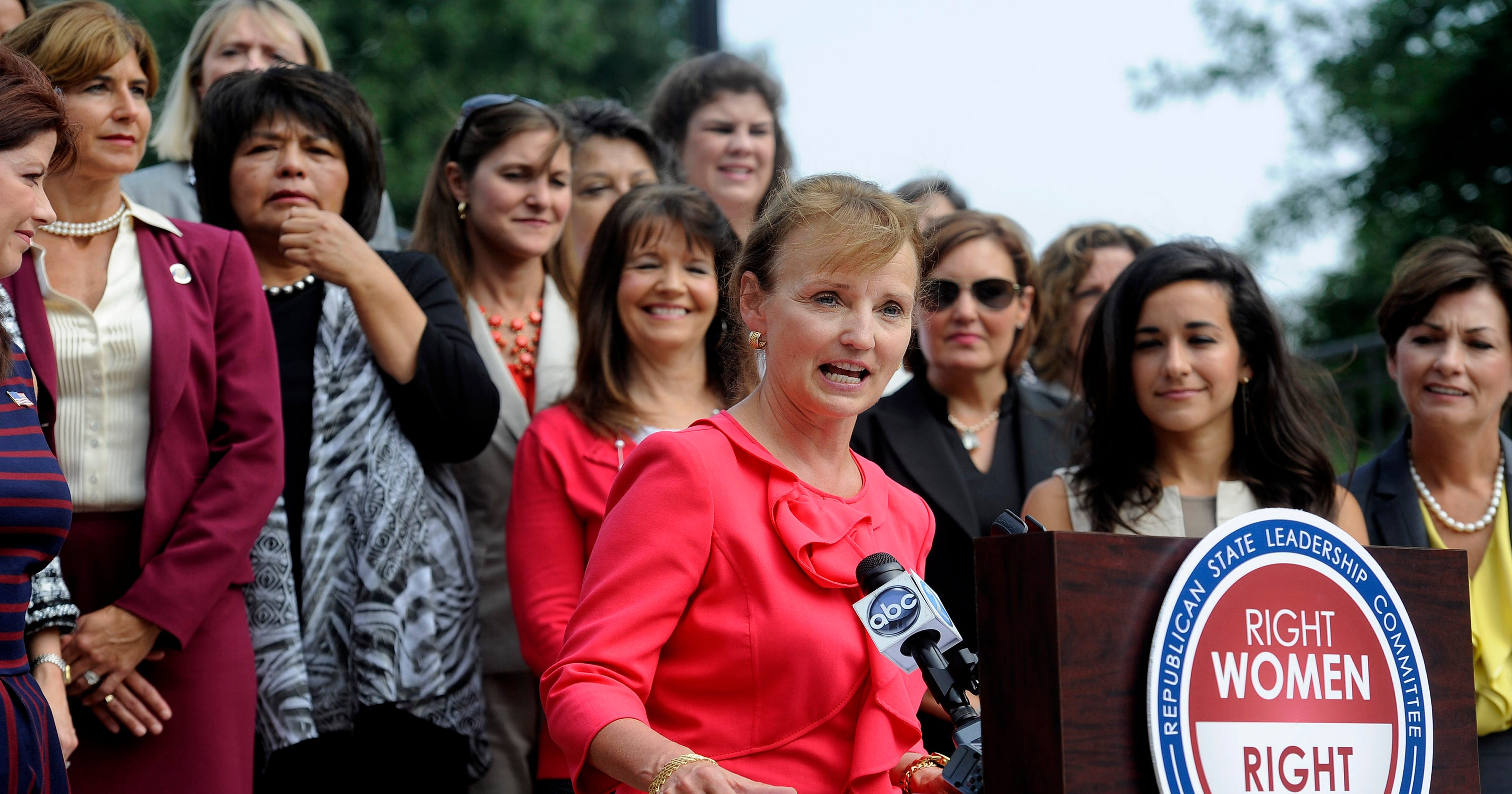 GOP group aims to recruit more women to run for office