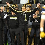 Western Michigan AD says report of P.J. Fleck to Purdue untrue
