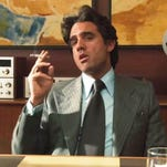Bobby Cannavale has the role of raging mogul, desperate to avoid selling his company.