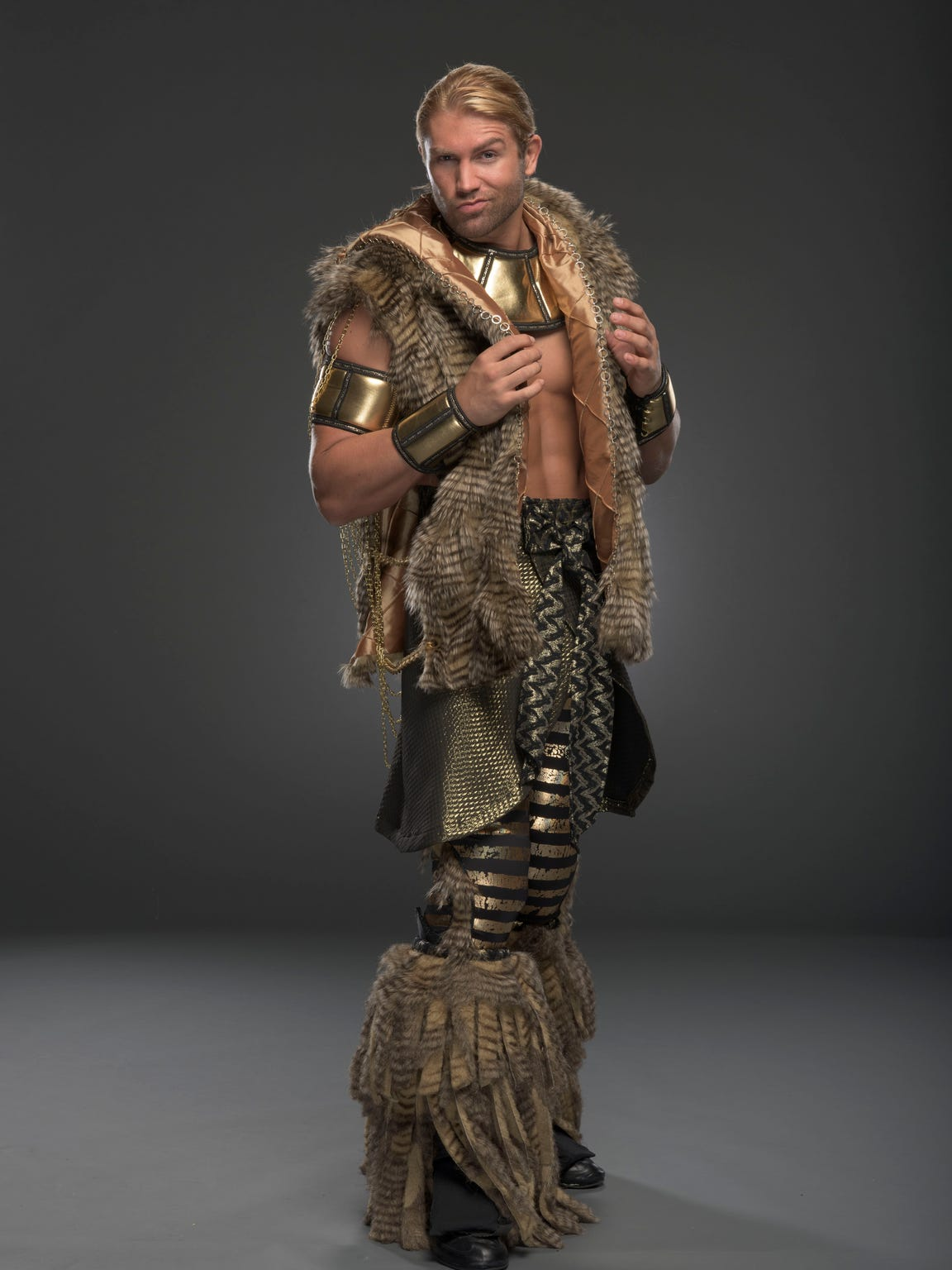 Tyler Breeze is one of many WWE stars hitting the ring at Pan Am on Saturday.