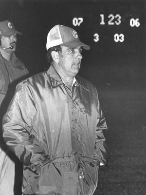 Bobby Banna brought a hard-nosed approach to the Comeaux Spartans from 1979 to 1991.
