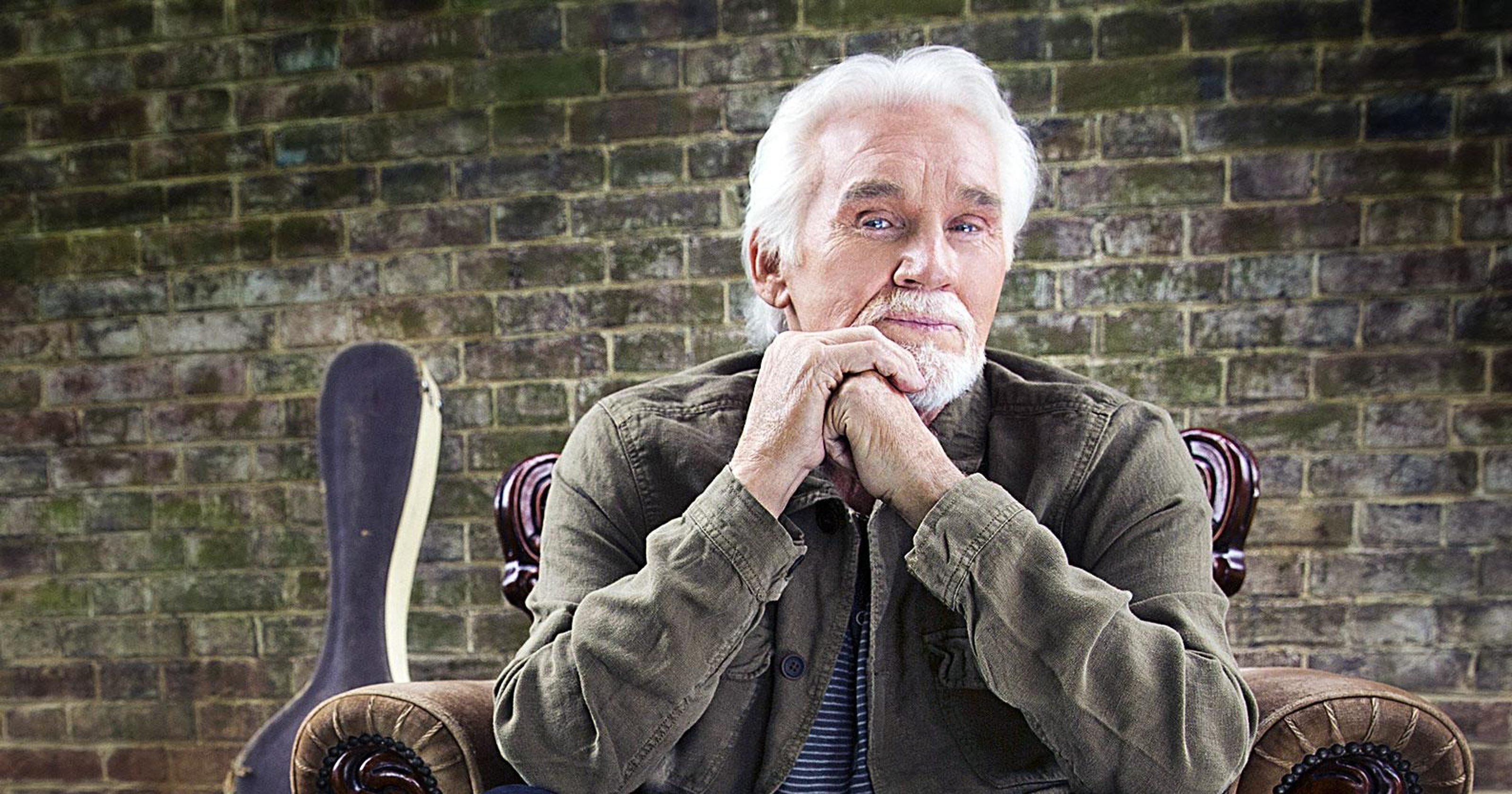 Kenny Rogers on duets, Phish and Christmas songs