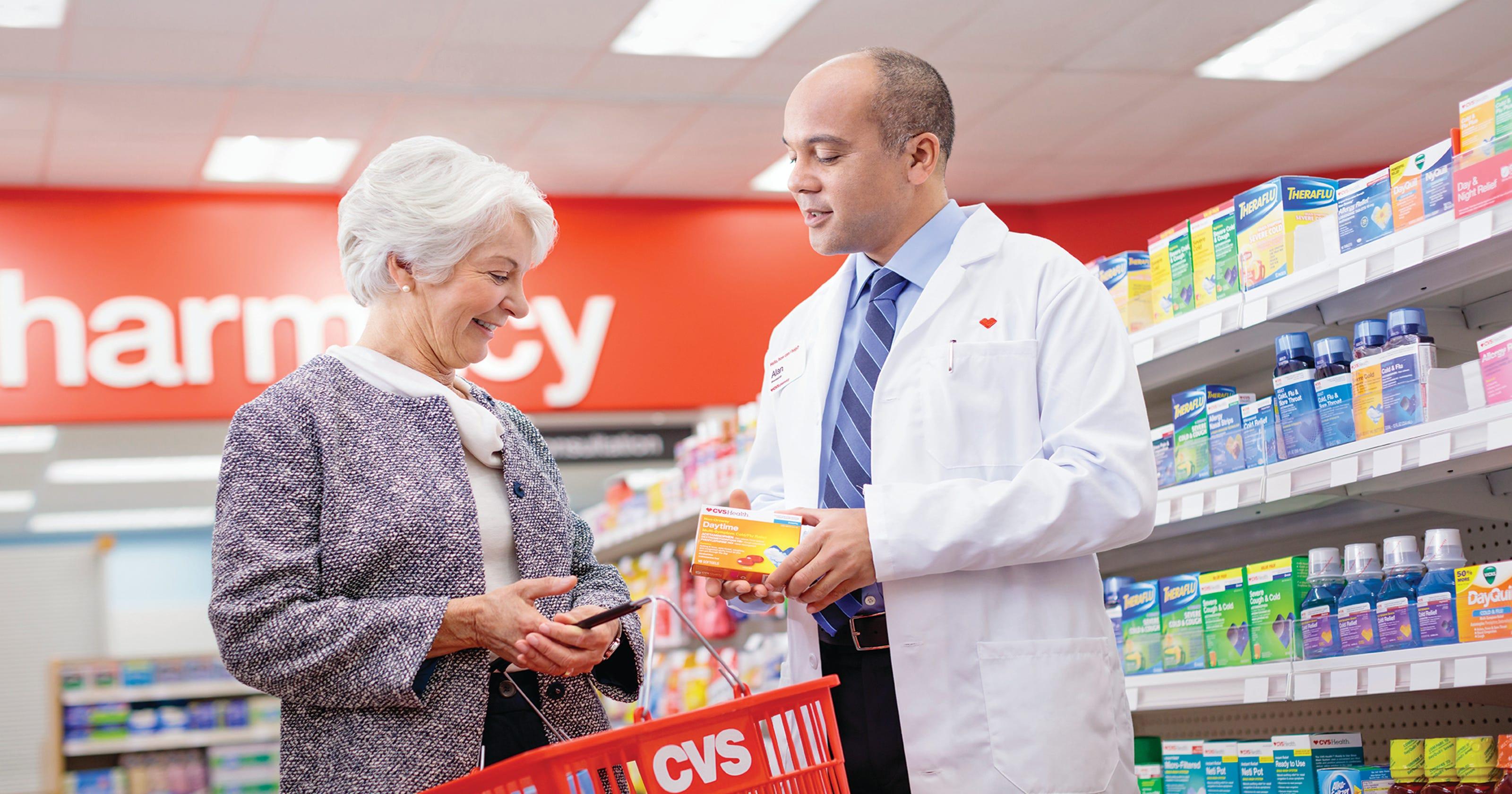 CVS Pharmacy stores get makeover after ending tobacco sales