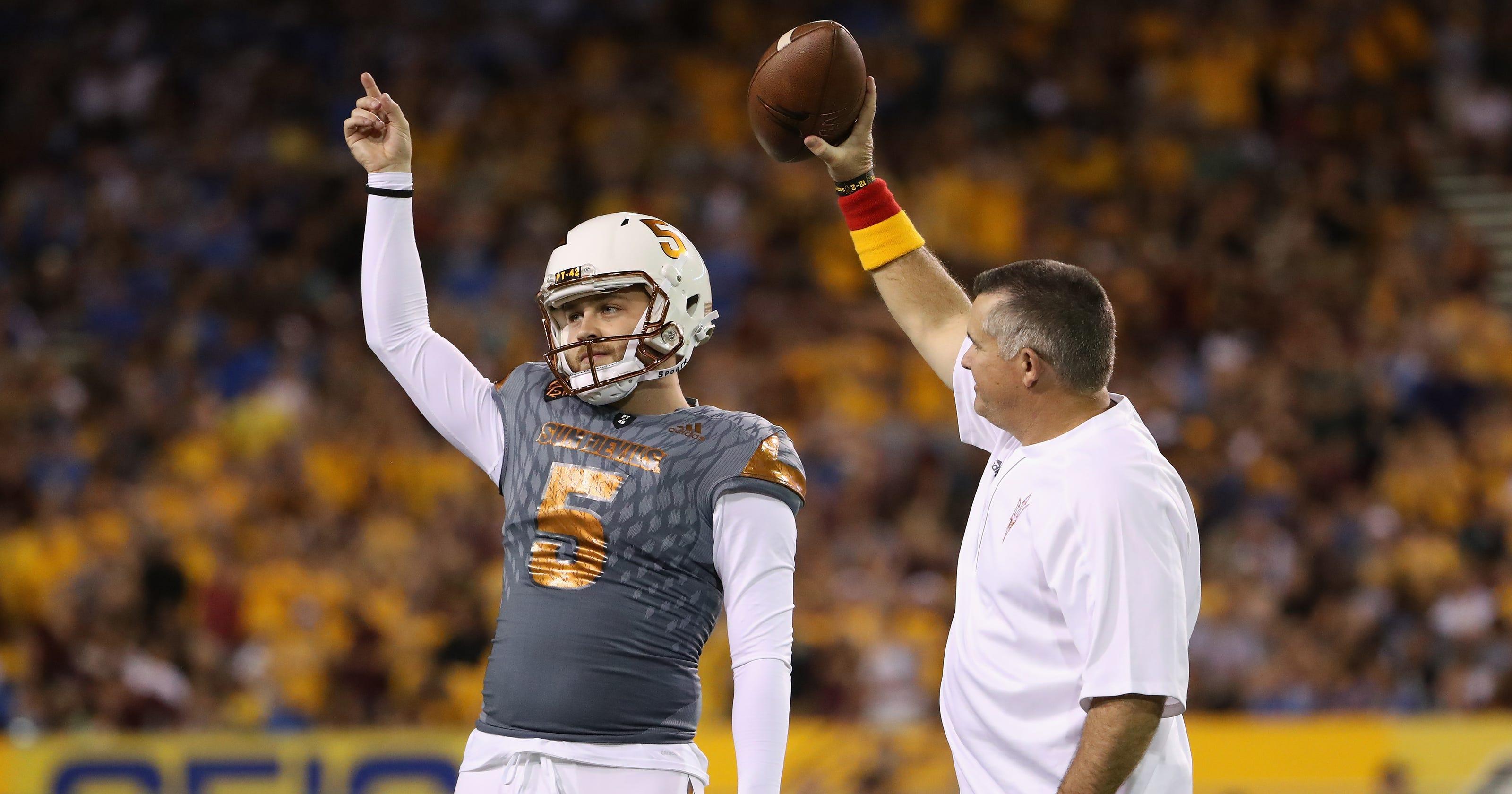new style 9ad80 12ee4 NFL draft: Where will ASU's Zane Gonzalez get picked?