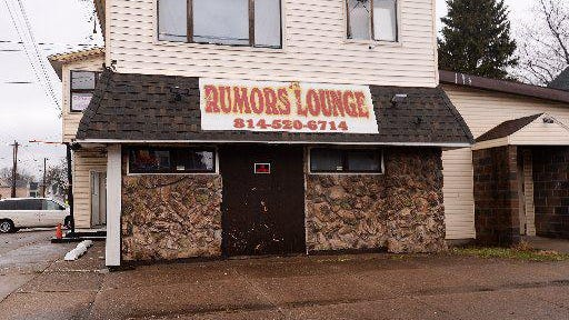 Rumors Lounge, at East 24th and Ash streets in Erie, was the subject of a liquor-control investigation.