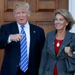 Betsy DeVos to senators: Parental choice is key in education