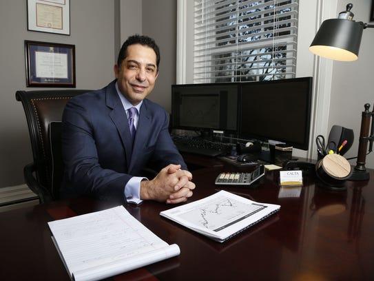 Antony J. Caltabilota Jr., owner of Calta Tax & Financial