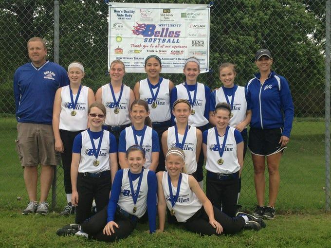 Iowa City Blaze Softball