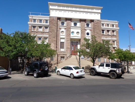 old Gila Country Courthouse