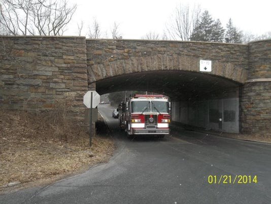 Chappaqua firetruck housing