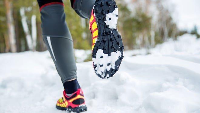 Finding the motivation to work out in winter temperatures can be difficult.