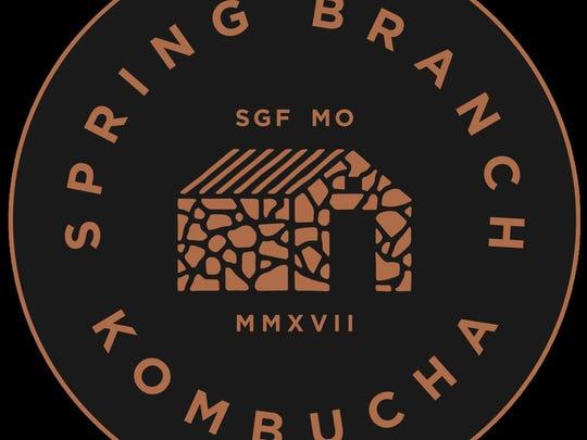Spring Branch Kombucha's logo.