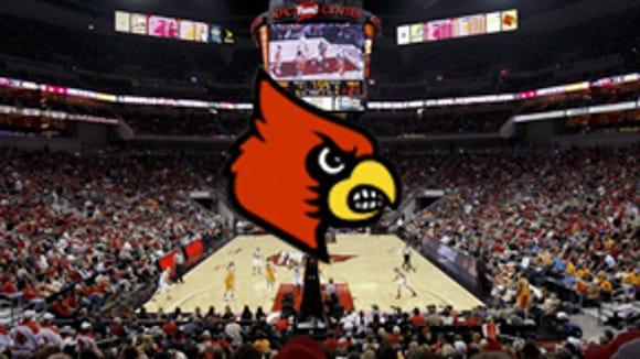 The U of L basketball. (File)   Nov. 12, 2010