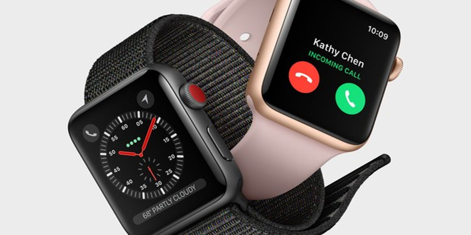a4a3486427b Apple Watch Series 3  It will cost you more
