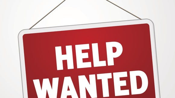 Hiring in an economy with low unemployment can be challenging.