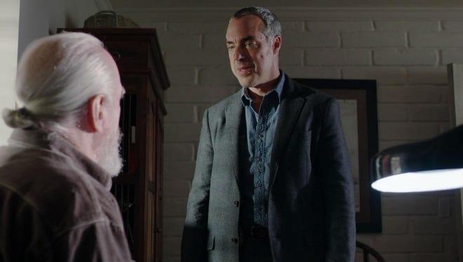 "Titus Welliver stars as Harry Bosch in the Amazon original series, ""Bosch."""