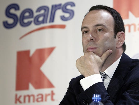 AP KMART SEARS MERGER A F USA NY