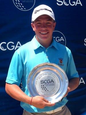 Former Oxnard High golfer Mason Glinski made an impressive collegiate debut, tying for 10th in his first tournament for Loyola Marymount University.