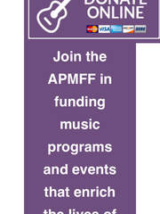 The donation window of the Asbury Park Music and Film