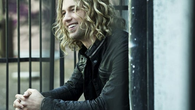 Casey James will perform June 21 at South Street City Oven and Grill in Naples.