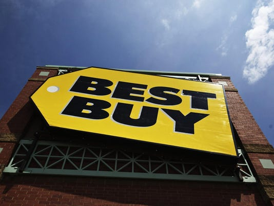 Best Buy sees best sales gain in seven years as consumers grab all kinds of electronics