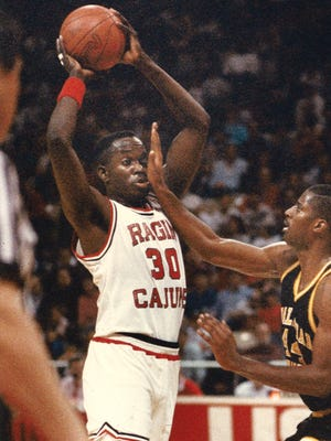 UL rebounder supreme Marcus Stokes, who  became the first 1,000-point scorer and rebounder since Roy Ebron, was one of the senior leaders on the 1992 squad.