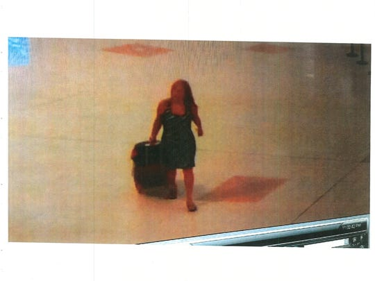 Photos of Dr. Teresa Sievers shortly before her homicide released by the State Attorney's Office in her murder case.