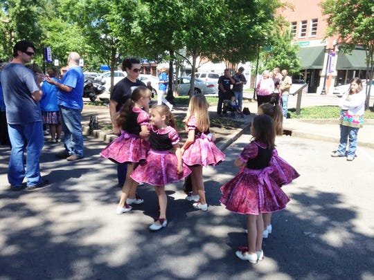 Help break the Guinness World Record for largest square dance in downtown Murfreesboro. Registration and practice for the main event start at 6 p.m. Thursday on Civic Plaza, on the corner of Vine and Church streets. From there everyone will promenade to the county courthouse for the official kickoff at 7 p.m. with the Hog Slop String Band leading the record-breaking attempt. A total of 808 dancers are needed to break the record, but organizer Gloria Christy is shooting for 1,000. Around 50 stewards — who will help organize the groups and officiate the number of dancers — are needed as well. Visit uncledavemacondays.com for more details.