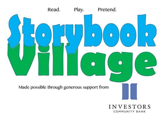 Storybook Village logo
