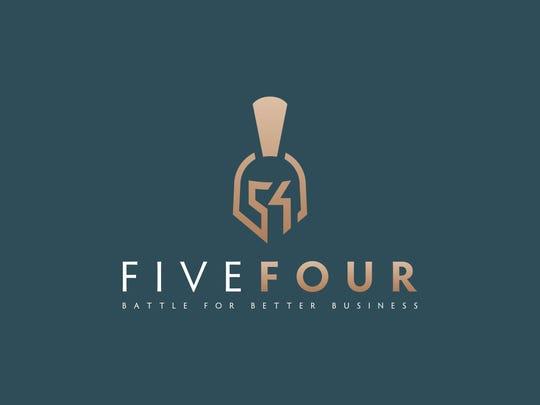 FiveFour logo