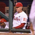 Ryne Sandberg resigned as manager of the Philadelphia Phillies almost halfway through the 2015 season.